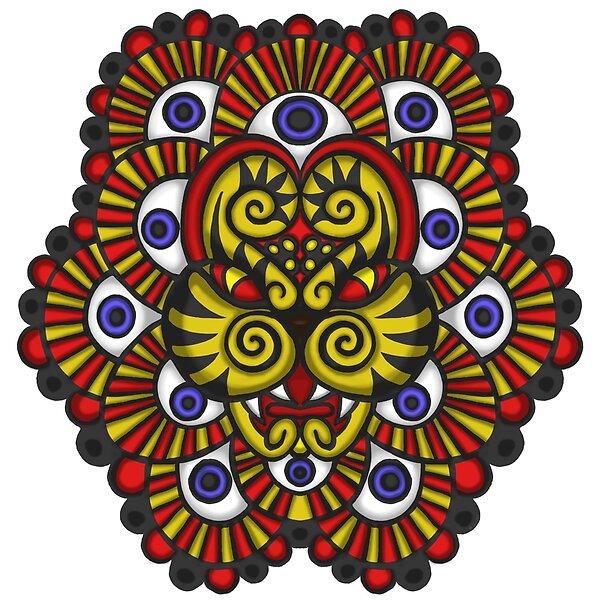 Hindu NrSimhaDeva